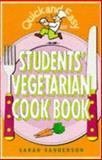 Students' Vegetarian Cook Book, Sarah Sanderson, 0572020422