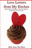 Love Letters from My Kitchen, Beth Van Horn, 1494260425