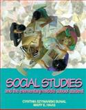 Social Studies and the Elementary-Middle School Student, Haas, Mary and Sunal, Cynthia S., 0030550424