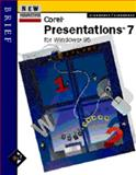 New Perspectives on Corel Presentations 7 for Windows 95 : Brief, Zimmerman, S. Scott and Zimmerman, Beverly B., 0760040427