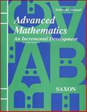 Advanced Mathematics, John Saxon, 1565770420