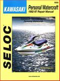 Kawasaki Personal Watercraft, 1992-97, Coles, Clarence and Seloc Publications Staff, 089330042X