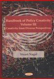 Handbook of Policy Creativity, , 1590330420