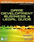 Game Development Business and Legal Guide, Salisbury, Ashley, 1592000428