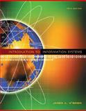 Introduction to Information Systems, O'Brien, James A., 0072890428