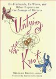 Untying the Knot, Deborah Brodie, 0312200420