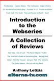 Introduction to the Webseries: A Collection of Reviews, Anthony Letizia, 1463750420
