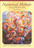 Numerical Methods Using MATLAB, Mathews, John H., 0132700425