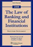 The Law of Banking and Financial Institutions 2008, Macey, Jonathan R., 0735570426