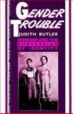 Gender Trouble, Judith Butler, 0415900433