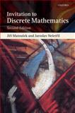 Invitation to Discrete Mathematics, Matousek, Jiri and Nesetril, Jaroslav, 0198570430