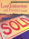 Black Letter Outline on Land Transactions and Finance, Nelson, Grant S. and Whitman, Dale A., 0314150439
