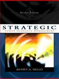 Strategic Human Resource Management, Mello, Jeffrey A., 0324290438