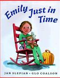 Emily Just in Time, Jan Slepian, 0399230432