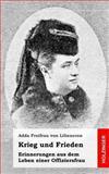 Krieg und Frieden, Adda Freifrau von Liliencron, 1483960439