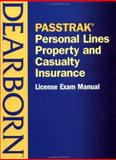 Passtrak Property and Casualty Personal Lines Insurance License Exam Manual, , 079316043X