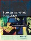 Business Marketing Management : A Strategic View of Industrial and Organizational Markets, Hutt, Michael D. and Speh, Thomas W., 0324190433