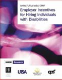 Employer Incentives for Hiring Individuals with Disabilities, Society for Human Resource Management Staff, 1586440438