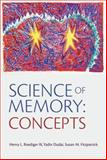 Science of Memory : Concepts, , 0195310438