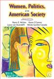 Women, Politics, and American Society, McGlen, Nancy E. and O'Connor, Karen, 0321100433
