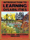 Introduction to Learning Disabilities, Hallahan and Kauffman, 0205290434