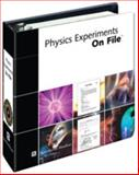 Physics Experiments on File, Diagram Group, 0816050430