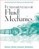 Fundamentals of Fluid Mechanics, Munson, Bruce R. and Huebsch, Wade W., 1118370430