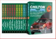 New Chilton Total Car Care CDs, Chilton Automotive Editorial Staff, 1401880436