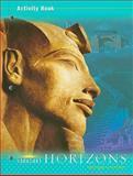 World History Activity Book, HARCOURT SCHOOL PUBLISHERS, 0153380446