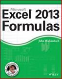 Excel 2013 Formulas, John Walkenbach, 1118490444