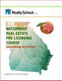 Nationwide Real Estate Pre-Licensing Course: Specializing in Georgia, Joseph Fitzpatrick, 149536044X