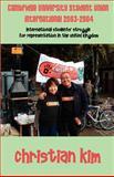 Cambridge University Student Union International 2003-2004, Christian Kim, 1596890444