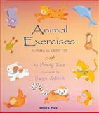 Animal Exercises, Mandy Ross, 1846430445
