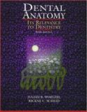Dental Anatomy : Its Relevance to Dentistry, Woelfel, Julian B. and Scheid, Rickne C., 068330044X