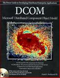 DCOM : Microsoft Distributed Component Object Model, Redmond, Franke E., 3rd, 0764580442