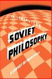 Soviet Philosophy, John Somerville, 0806530448