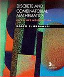Discrete and Combinatorial Mathematics : WSS Version, Grimaldi, Ralph P., 0201600447