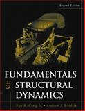 Fundamentals of Structural Dynamics, Craig, Roy R. and Kurdila, Andrew J., 0471430447