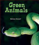 Green Animals, Melissa Stewart, 146440044X