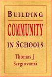 Building Community in Schools 9780787950446