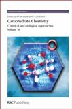 Carbohydrate Chemistry : Chemical and Biological Approaches, Rauter, Amélia Pilar and Lindhorst, Thisbe, 1847550444