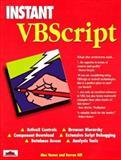 Instant VB Script, Gill, 1861000448