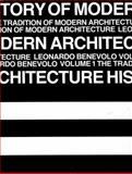 History of Modern Architecture, Benevolo, Leonardo, 0262520443