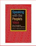 Speaking with the People's Voice, Jeffrey P. Mehltretter Drury, 1623490448