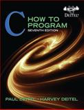 C How to Program, Deitel, Paul and Deitel, Harvey, 013299044X