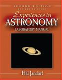 Experiences in Astronomy Laboratory Manual, Jandorf, Harold, 0757540449