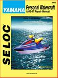 Yamaha Personal Watercraft, 1992-97, Coles, Clarence and Seloc Publications Staff, 0893300446