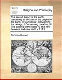 The Sacred Theory of the Earth, Thomas Burnet, 1170190448