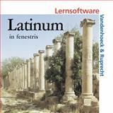 Latinum in fenestris - Netzwerkversion : Lernsoftware auf CD-ROM, Ssymank, Volker, 3525710445