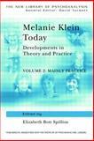Melanie Klein Today, , 0415010454